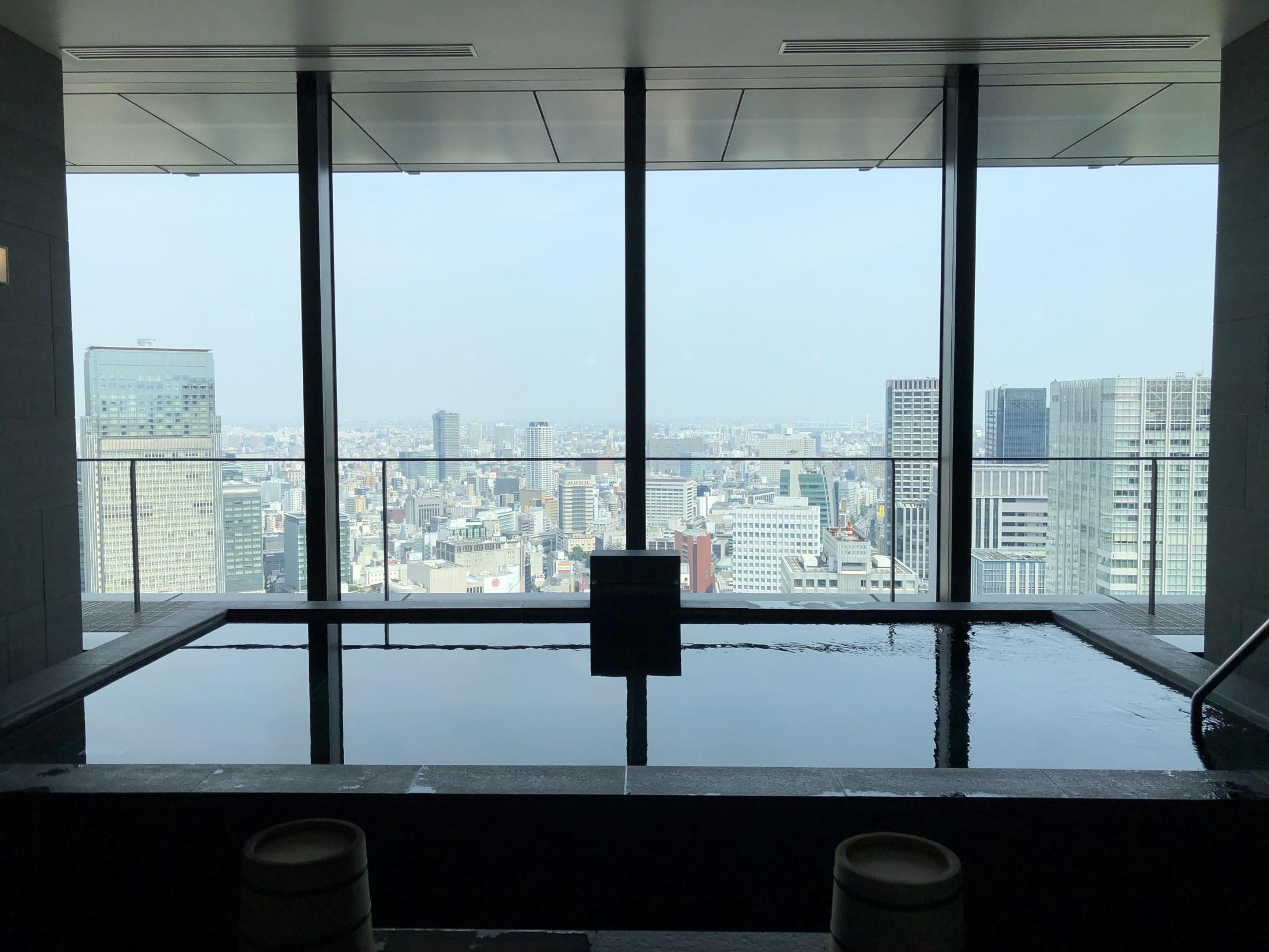 天空に浮かぶ都会のオアシス「アマン・スパ東京」で心身の浄化の旅へ